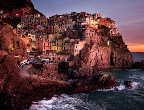 המסע מתחיל בסרדיניה, איטליה – רגע לפני…