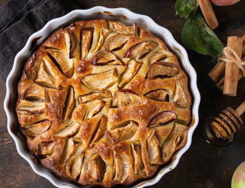 עוגת דבש ועוגת תפוחים לאירוח מושלם בחג